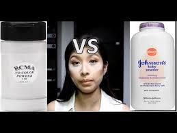 Bedak Rcma rcma no color powder vs johnson s baby powder philippines