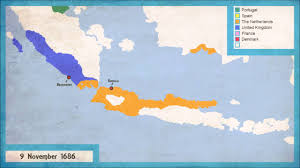 Batavia World Map by Alternate History Of The East Indies Part 1 1500 1700 Youtube