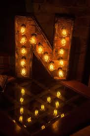 15 best marquee letters handmade wood light up images on