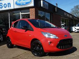 used ford ka norwich rac cars