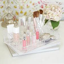 hair and makeup organizer acrylic makeup organizer large acrylic makeup organizer the