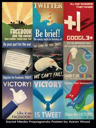 themed posters couldn t ignore these awesome propaganda style social media