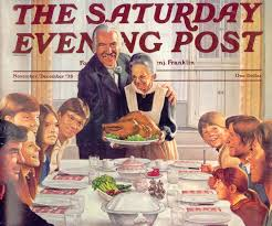 norman rockwell paintings glam in glamor
