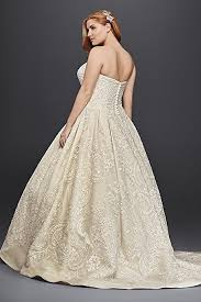 must have monday oleg cassini plus size bridal collection the