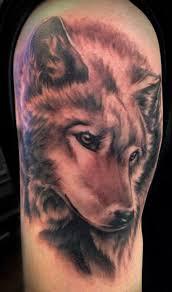wolf tattoo behind ear wolf tattoos 3d model behind ear design idea for men and women