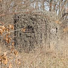 How To Make A Hay Bail Blind Hunting Blinds Box Blinds And Deer Blinds For Sale Redneck Blinds