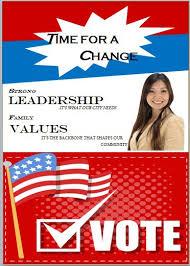 microsoft word brochure template free election flyer template microsoft word free political caign