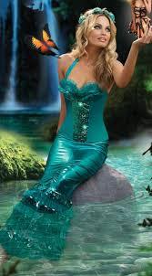 Fairytale Halloween Favorites Lingerie Elf Fairy Fairy Tale Mermaid Costume Halloween Christmas