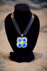 necklace pendants etsy images Handmade fused glass pendants new etsy shop the vegan kat jpg