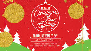 san antonio tree lighting 2017 city of san antonio on twitter this holiday heb s xmas tree