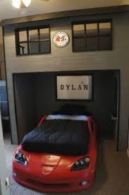 corvette car bed for sale garage loft bed wooden bed with side steps and 3 drawer storage