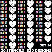 online buy wholesale airbrush nail stencil from china airbrush