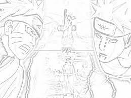 cool naruto coloring pages color u2014 fitfru style
