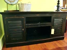 antique white tv cabinet distressed wood tv stand whitewash stand throughout distressed wood