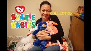 ultimate beanie babies collection rare limited edition