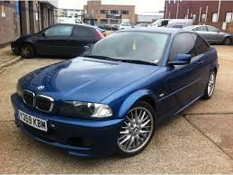used bmw 3 series uk used bmw 3 series 2002 petrol 325 ci sport coupe blue manual for