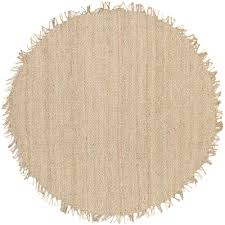 Golf Area Rug by 8 Round Jute Rug Roselawnlutheran