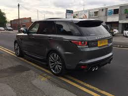 land rover svr price range rover sport 2013 2017 l494 svr body kit styling upgrade