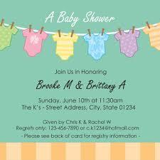 couple baby shower invitations invitations templates
