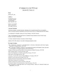 resume for graduate school resume format for graduate school resume and cover letter