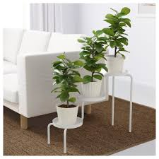 Ikea Plant Pots Plant Stand Ikea Plant Holderatsumastand With Pots Bamboo White