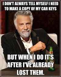 Lost Keys Meme - page 7 i lost my car keys