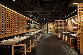 top yakiniku master restaurant design by golucci international