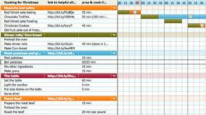 Hourly Gantt Chart Excel Template Manage Your With Gantt Charts