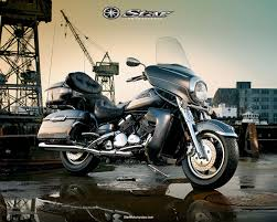 yamaha venture brief about model