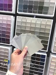 tips on how to find the perfect gray paint color from sherwin