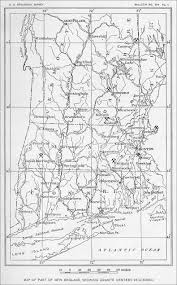 State Of Vermont Map by Vermont