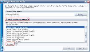 tool tips using analysis workbook templates control column