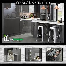 cooke u0026 lewis raffello kitchen woodcreations
