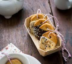 cuisine au thé biscuits sachet de thé tea bag biscuits jujube en cuisine