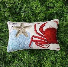 Red Coral Home Decor by Compare Prices On Coral Decorative Pillow Online Shopping Buy Low