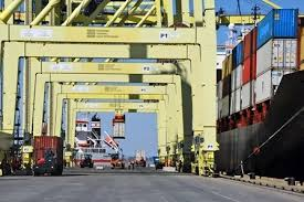 mon bureau ucl container terminal petersburg handled 643 700 teus in 2017 up