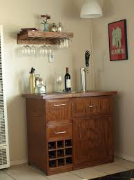Pottery Barn Bar Cabinet Pottery Barn Wine Bar And Kegerator Inspiration To Actuality