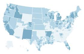 Where Is Wisconsin On The Map by Obamacare Marketplaces 2018 Who U0027s In And Who U0027s Out Washington Post