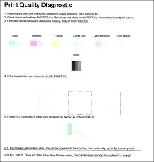 hp deskjet 3630 3700 4720 printers printing self test pages