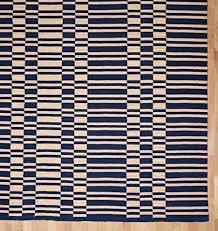Striped Indoor Outdoor Rugs by Vista Ladder Stripe Indoor Outdoor Rug Blue Rejuvenation