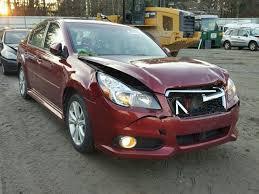 burgundy subaru legacy 2013 subaru legacy sedan 4d 2 5l 4 gas burgundy للبيع mendon