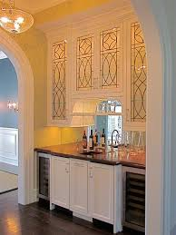 houzz glass kitchen cabinet doors gardiner and larson homes featured home interiors leaded