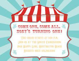40th birthday ideas carnival birthday invitation template free