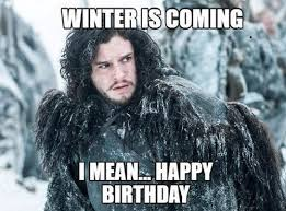 Mean Happy Birthday Meme - 35 game of thrones birthday memes wishesgreeting
