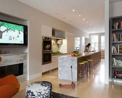 houzz kitchen islands with seating amazing long narrow kitchen island houzz islands callumskitchen