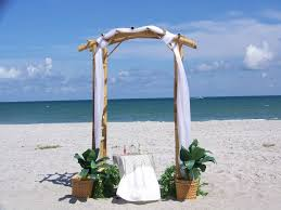 best 25 bamboo wedding arch ideas on simple