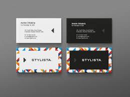Business Card Design Inspiration 60 Best Business Card Inspiration Images On Pinterest Business
