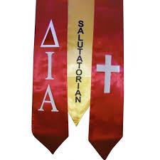 custom stoles stole sash graduation stole graduation tie satin stole satin