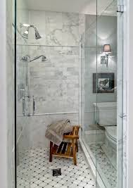 minneapolis diagonal tiles bathroom traditional with shower seat