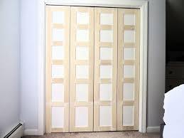 Slimfold Closet Doors Slimfold Bifold Closet Doors